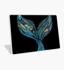 Samoaischer Meerjungfrau-Schwanz Laptop Skin