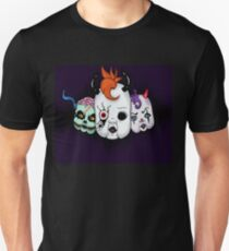 Doll Heads  Unisex T-Shirt