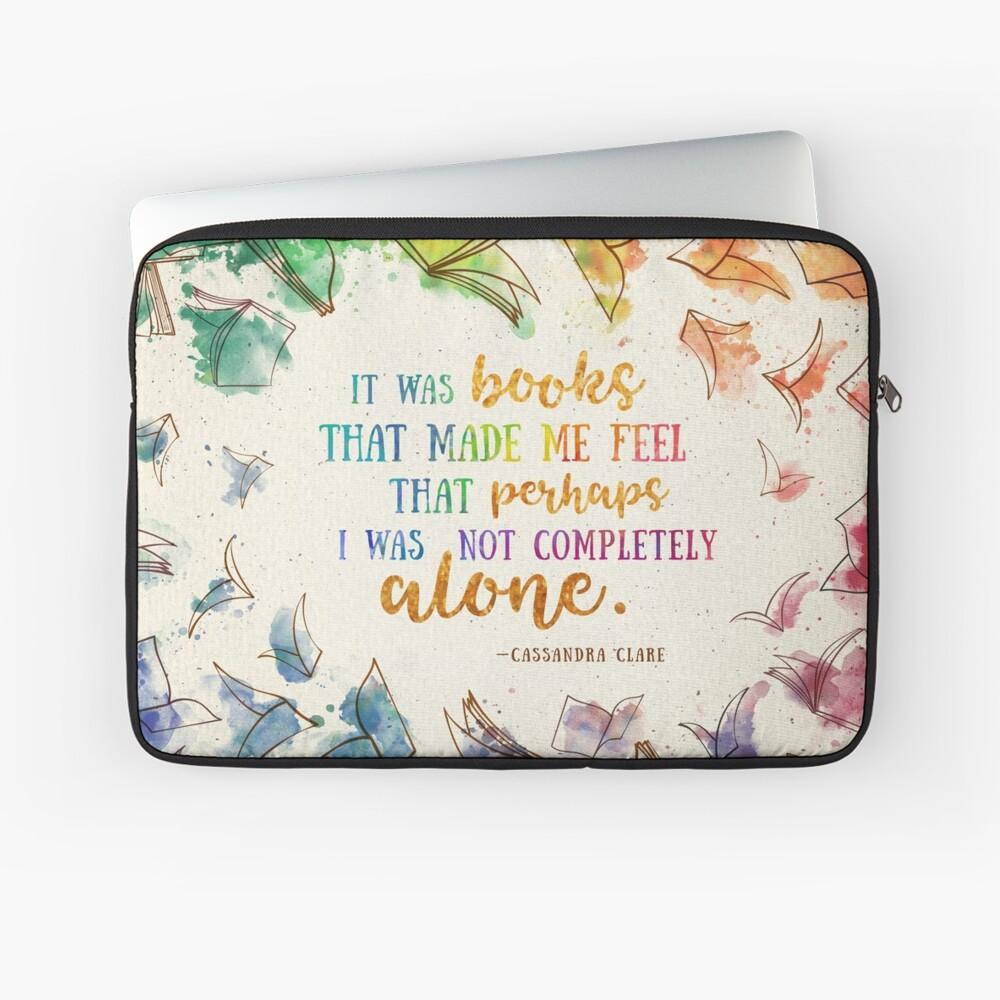 It was books Laptop Sleeve