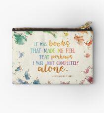 It was books Studio Pouch