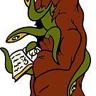 Hastur - Cute Mythos by Adam Howie