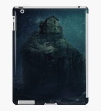 house on a hill iPad Case/Skin