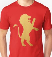 Golden Lion Unisex T-Shirt