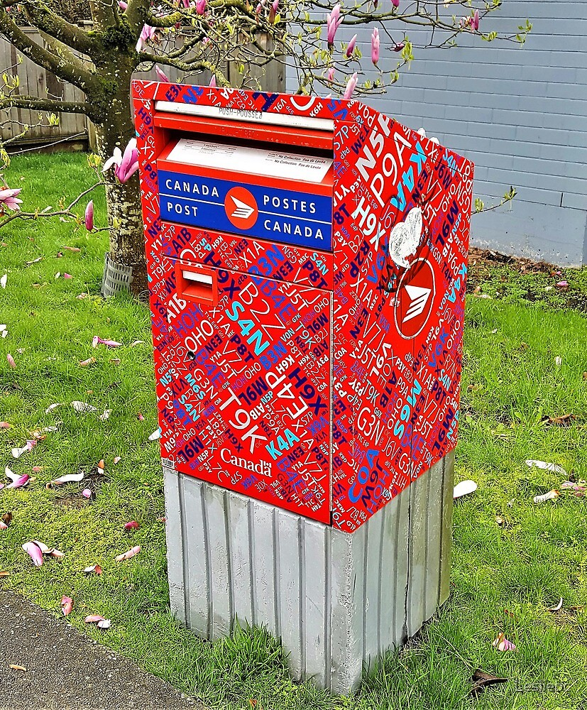 Canada Post by Lesliebc
