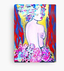 COVER ME Canvas Print