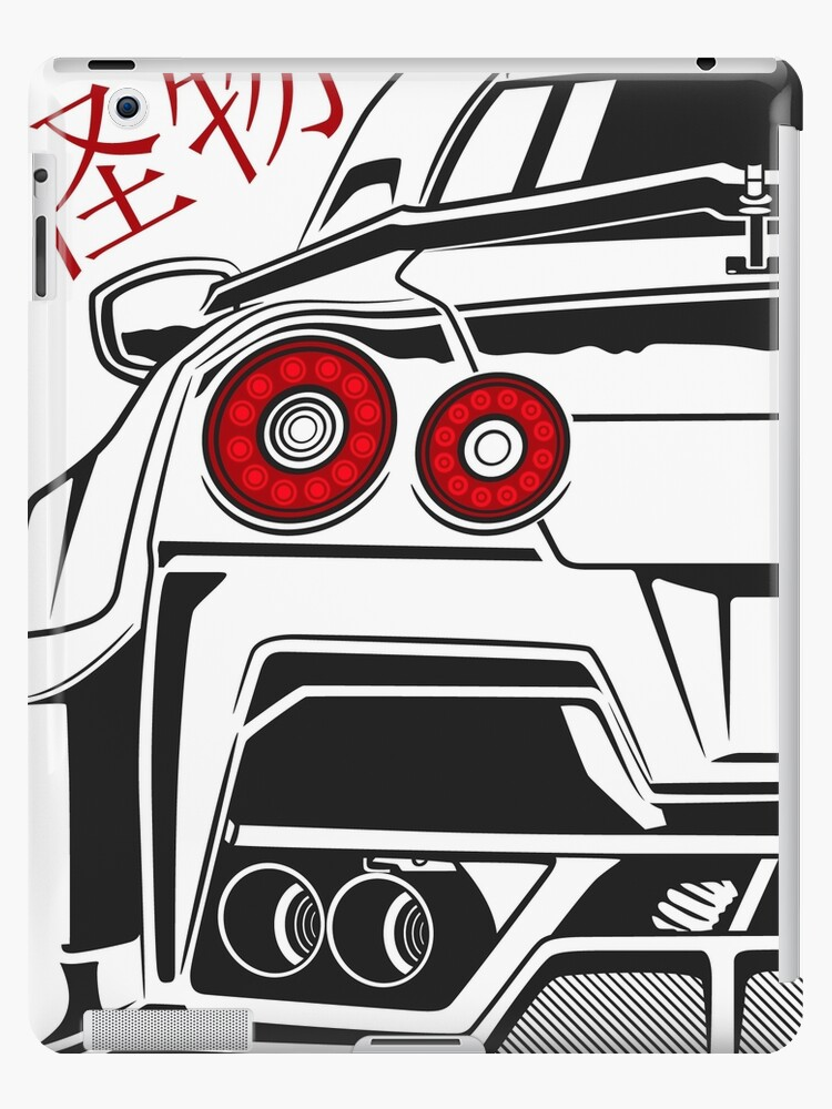 Gtr Fragment Ipad Cases Skins By Olegmarkaryan