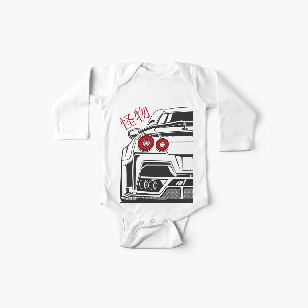 Fragmento GTR Body para bebé