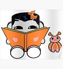 Opso Yo & Epo Love to Read: O'BABYBOT Toy Robot 1.0 Poster