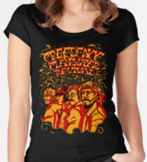 Creedence Clearwater Revival, CCR Women's Fitted Scoop T-Shirt