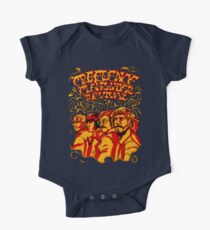 Creedence Clearwater Revival, CCR One Piece - Short Sleeve