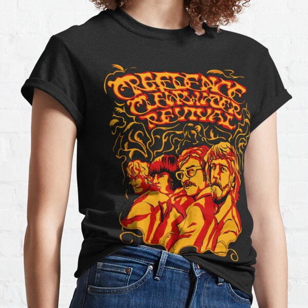 Creedence Clearwater Revival, CCR Camiseta clásica