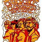 Creedence Clearwater Revival, CCR by Kubiko Bahar