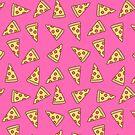 Pizza Pattern by 4ogo Design
