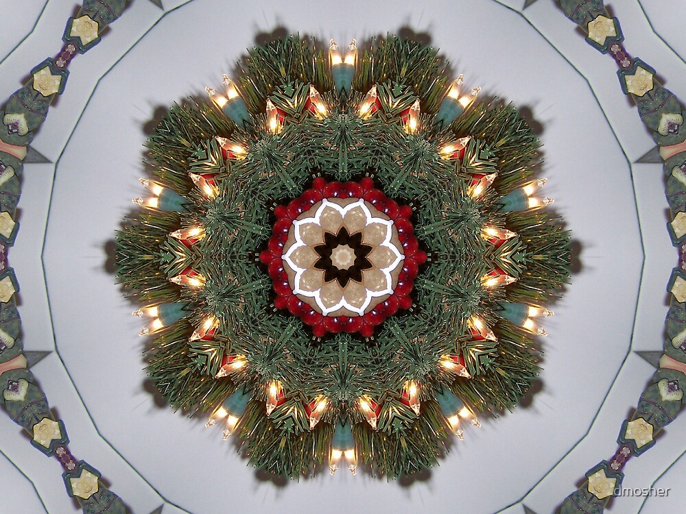 Holiday Wreath by dmosher