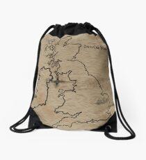 Insulae Britannicae Drawstring Bag
