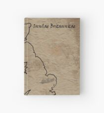 Insulae Britannicae Hardcover Journal