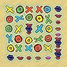 Hugs and Kisses XOXO by melasdesign