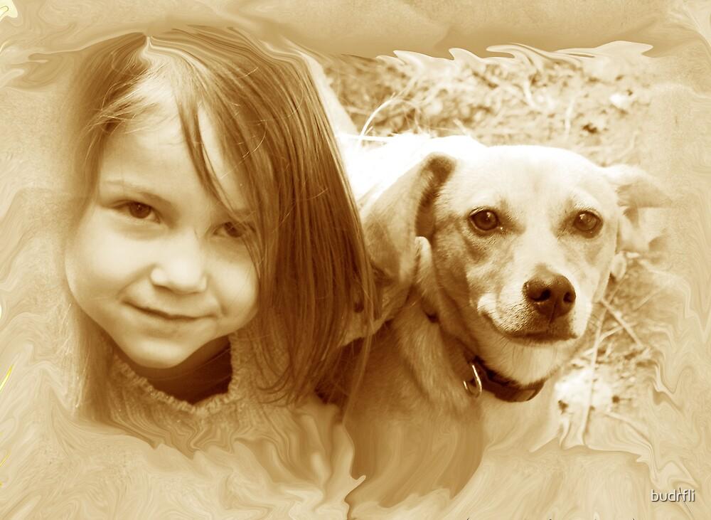 puppy love by budrfli