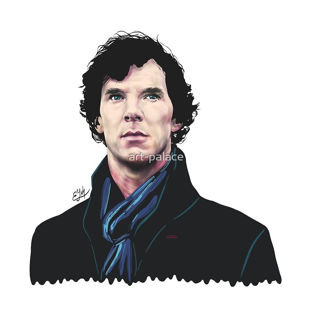 Sherlock by art-palace