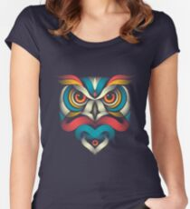 Sowl Women's Fitted Scoop T-Shirt