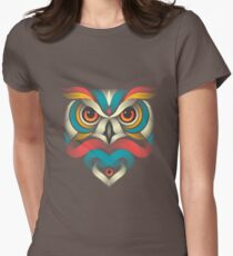 Sowl Womens Fitted T-Shirt
