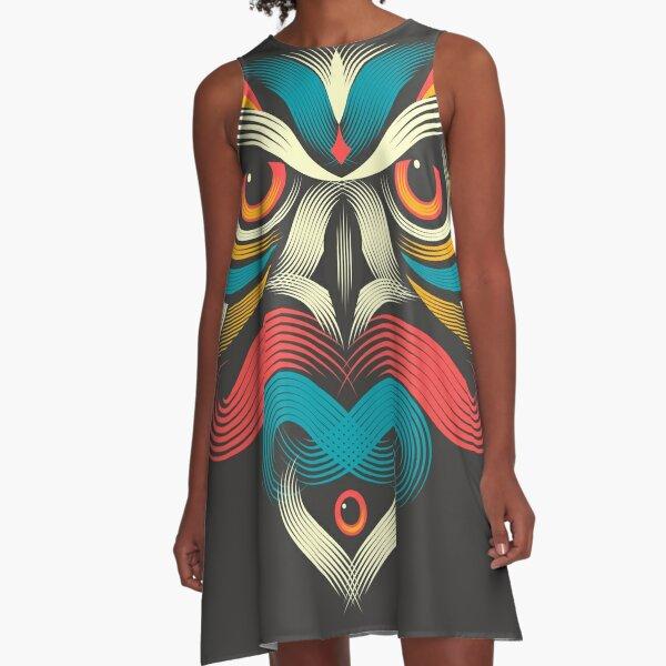 Sowl A-Line Dress