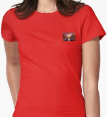 Colorful Street Womens Fitted T-Shirt