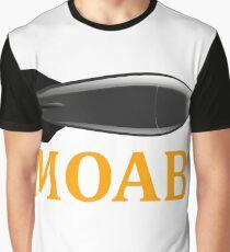 Bomb MOAB Graphic T-Shirt