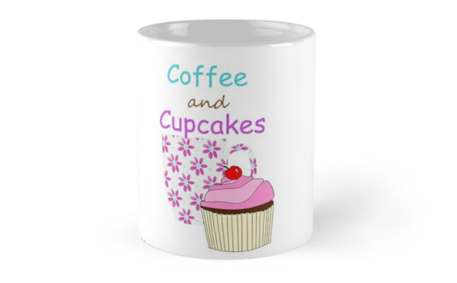 Coffee And Cupcakes by Sartoris Art & Photography