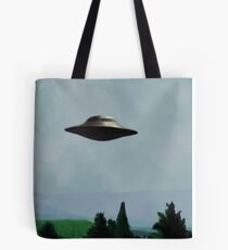 The X Files - I want to believe  Tote Bag