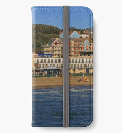 Boscombe Overstrand Panorama iPhone Wallet