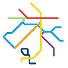 « Mini Metros - Delhi, Inde » par transitoriented