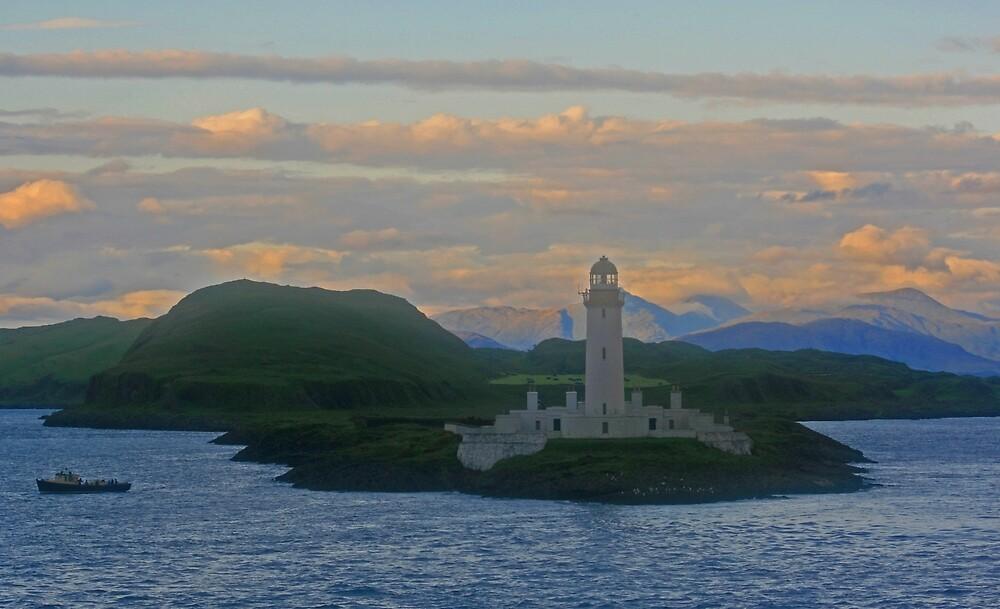 Lismore Lighthouse by RedHillDigital