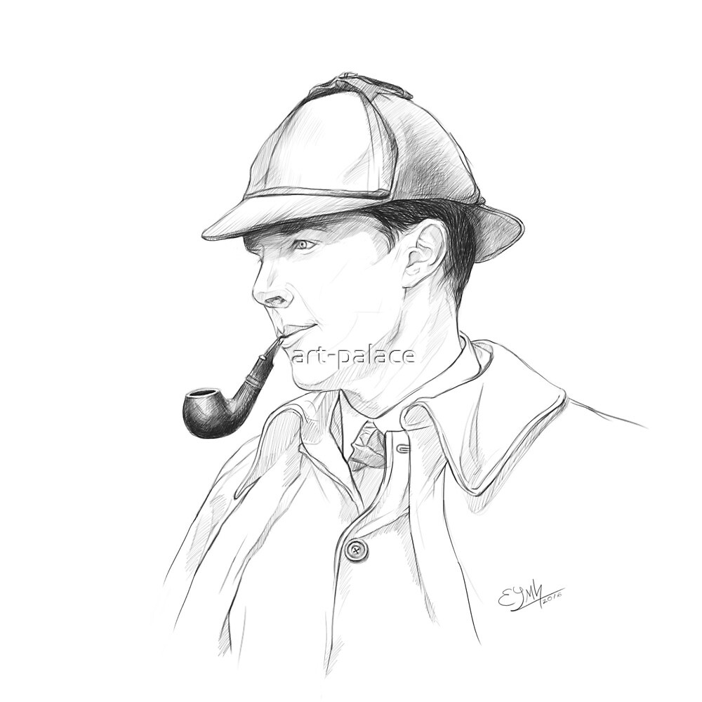 Victorian Sherlock Holmes by art-palace