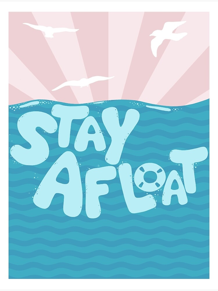 ST\Y AFLOAT by Angchor