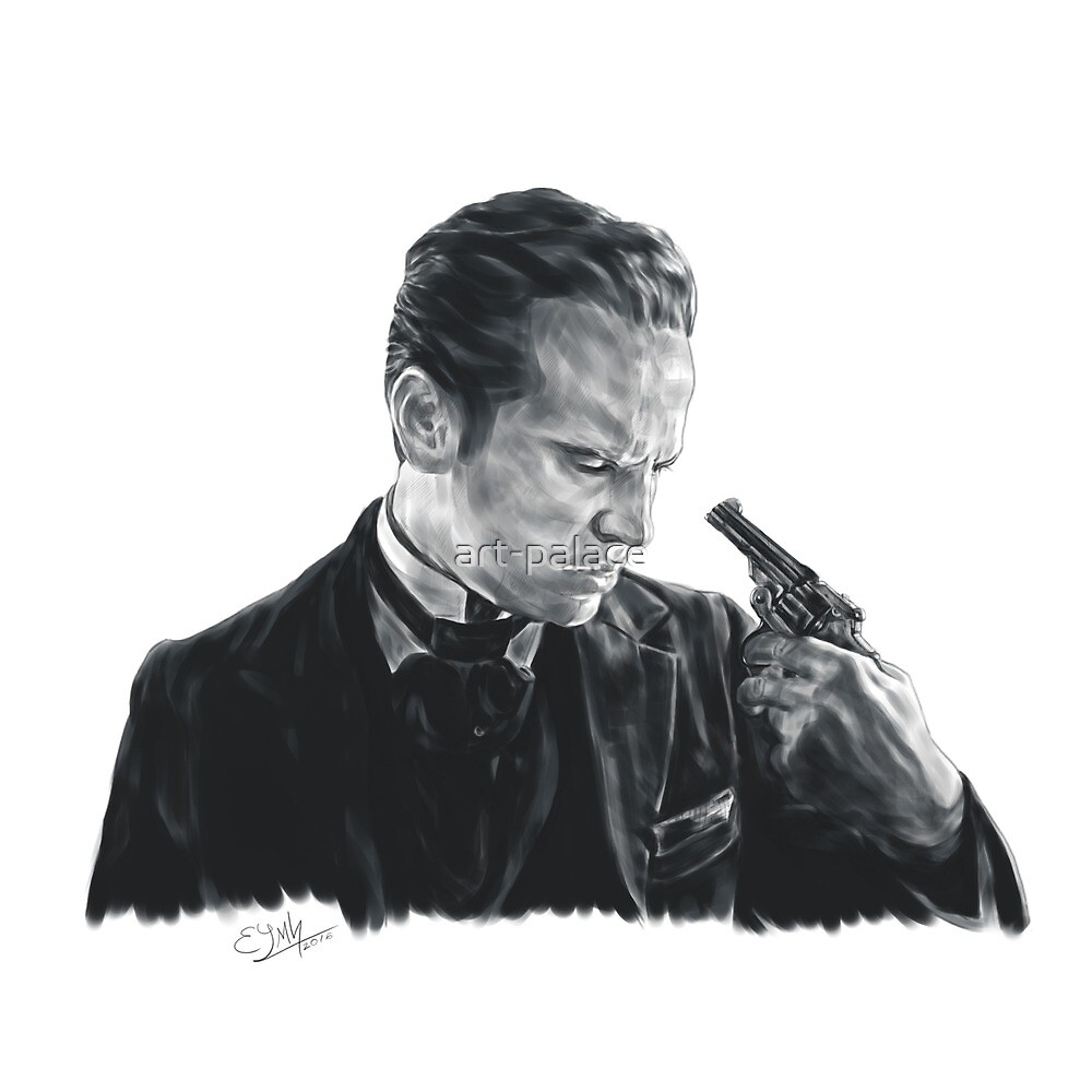 Victorian James Moriarty by art-palace