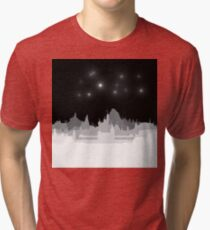 Fireworks Over The Magic Tri-blend T-Shirt