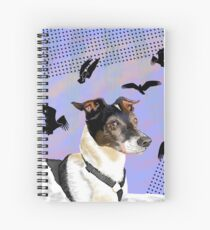 Jack Dreams of Osprey Spiral Notebook