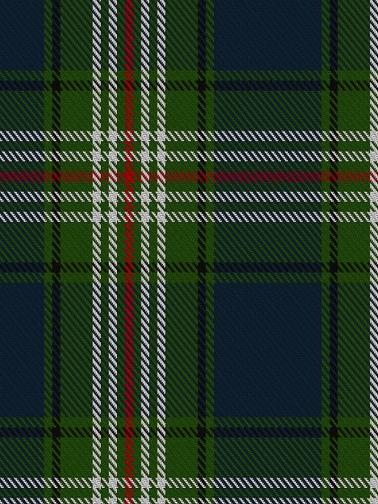 Todd Clan/Family Tartan  by Detnecs2013