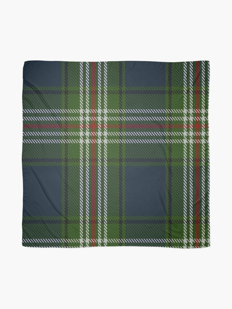 Alternate view of Todd Clan/Family Tartan  Scarf