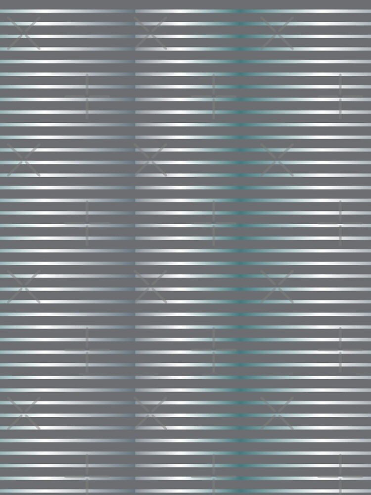 Thin Stripes | Grey Variant by thepinecones