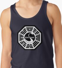 Dharma Initiative - The Swan Station Logo (Lost TV Show) Tank Top