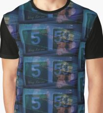 Wong Kar-wai - The Master of Cinema Graphic T-Shirt