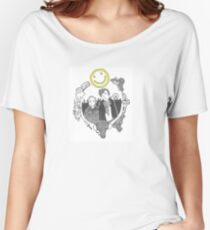 Sherlock Episodes Women's Relaxed Fit T-Shirt