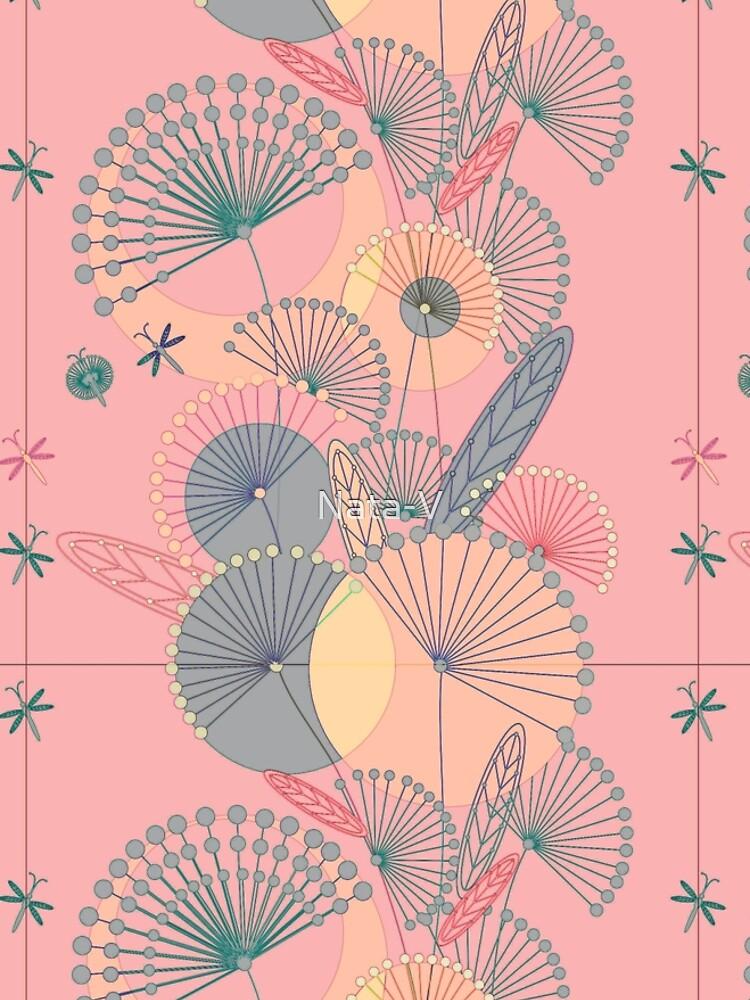 Dandelions flowers by Nata-V