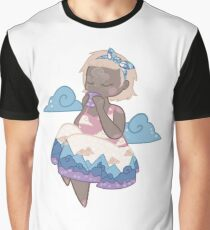 Cloud Cocoa Land Graphic T-Shirt