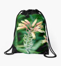 Little Flowers Drawstring Bag