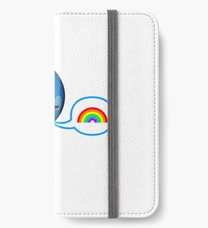 B.B. Bottoms - rainbow! iPhone Wallet