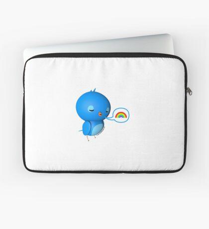 B.B. Bottoms - rainbow! Laptop Sleeve