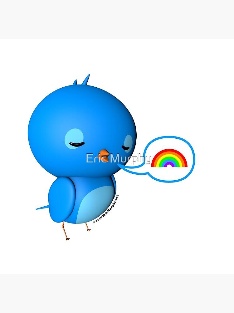 B.B. Bottoms - rainbow! by sadmachine